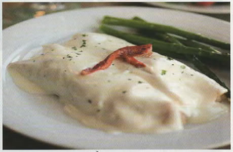 Photo Lobster Crepe